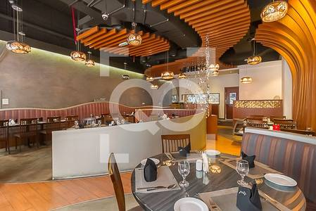 Shop for Rent in Business Bay, Dubai - Running Restaurant | Perfect Location | Business Bay