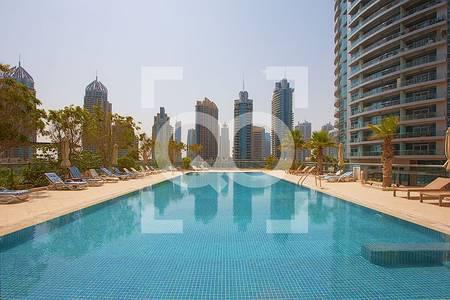 Bright & Spacious | 2 balconies | Mid-floor | Sea view