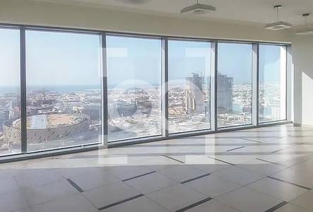 1 Bedroom Apartment for Rent in Downtown Dubai, Dubai - CHILLER FREE|WHITE GOODS|HIGH FLOOR  WITH AMAZING VIEWS