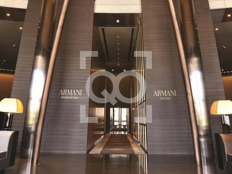 2 LUXURY | BRAND NEW APARTMENT 2BR | ARMANI RESIDENCES