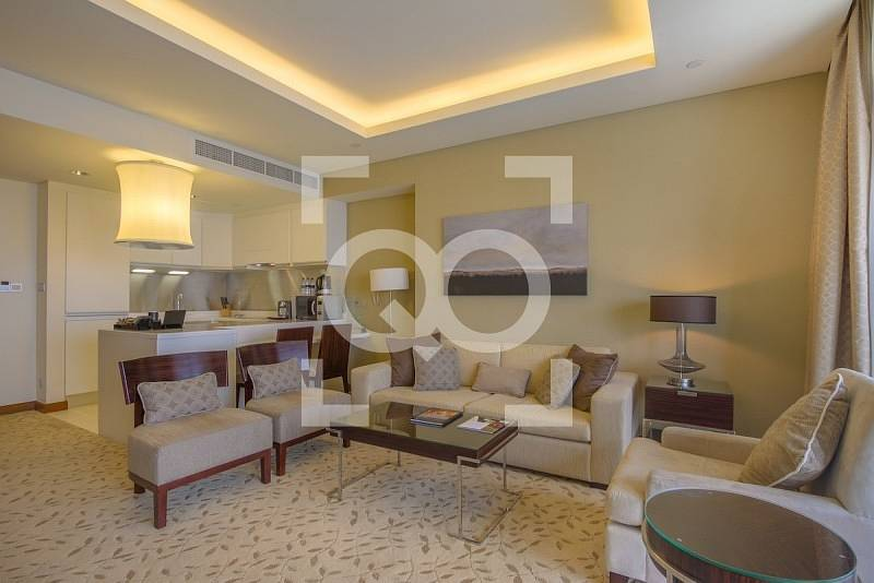 Luxury|Spectacular View|Furnished 3 br Apartment|