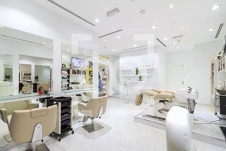 Shop for Sale in Business Bay, Dubai - Amazing fit-out and spacious beauty salon in Business Bay