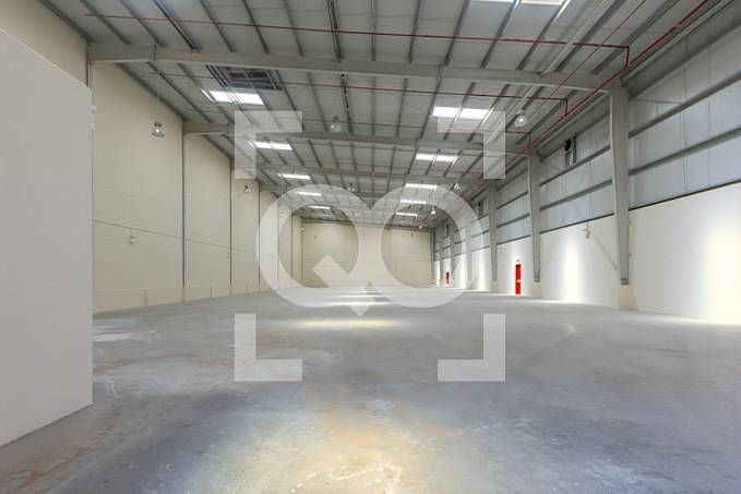 Large Warehouse Brand New 2 months Free for Rent in UAQ