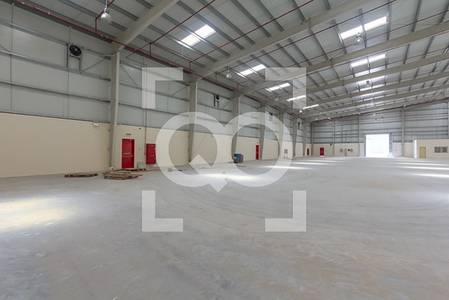 Medium Size Warehouse Brand New 2 months Free for Rent in UAQ
