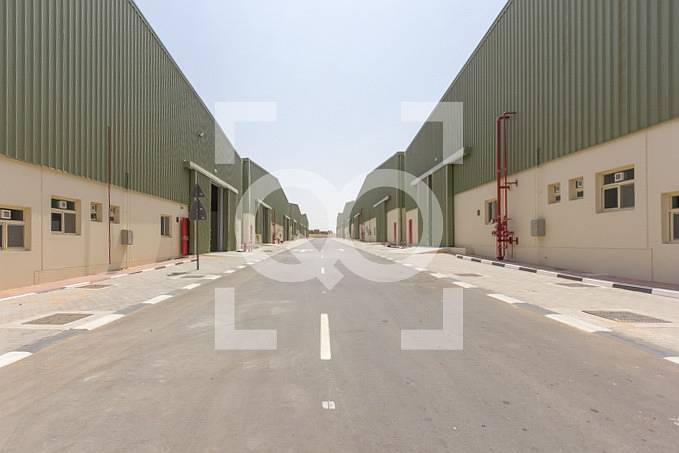 2 Medium Size Warehouse 2 months Free for Rent in UAQ