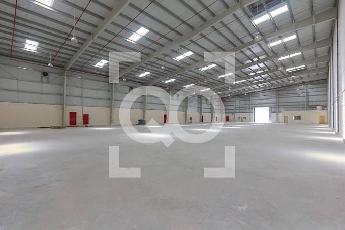 21 Medium Size Warehouse 2 months Free for Rent in UAQ