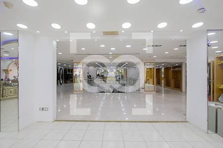 Shop for Sale in Deira, Dubai - Huge Corner Fashion Store | Ready-to-wear Clothing | Deira