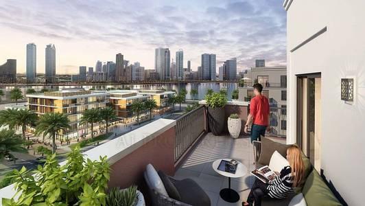 2 Bedroom Apartment for Sale in Al Khan, Sharjah - Elegant 2BR in a Waterfront Development