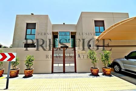 5 Bedroom Villa for Rent in Meydan City, Dubai - Corner I Fully Landscaped I Full Vast