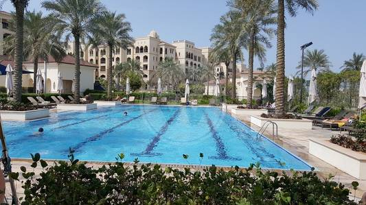 2 Bedroom Apartment for Rent in Saadiyat Island, Abu Dhabi - Luxurious sea view|Prestigious community