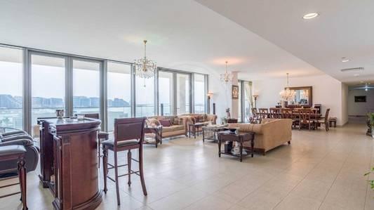 4 Bedroom Flat for Sale in Al Raha Beach, Abu Dhabi - Penthouse   Excellent choice   Sea views