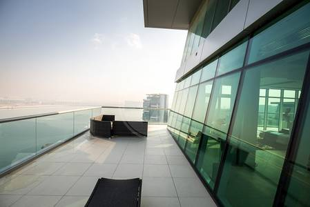 4 Bedroom Flat for Sale in Al Raha Beach, Abu Dhabi - Penthouse apartment in perfect position!
