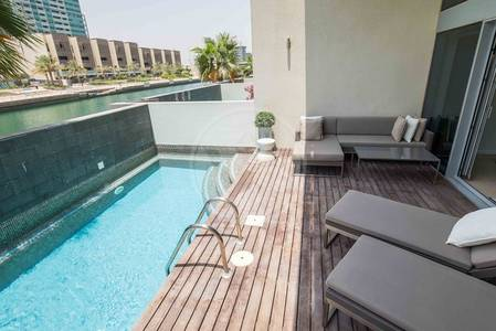 4 Bedroom Townhouse for Sale in Al Raha Beach, Abu Dhabi - Priced to Sell |* Home with canal views*