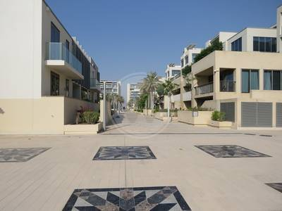 3 Bedroom Townhouse for Sale in Al Raha Beach, Abu Dhabi - Rare Type 7 Townhouse | Partial Sea View