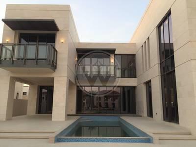 6 Bedroom Villa for Rent in Saadiyat Island, Abu Dhabi - Elegant 6 bed Villa with Swimming Pool!!