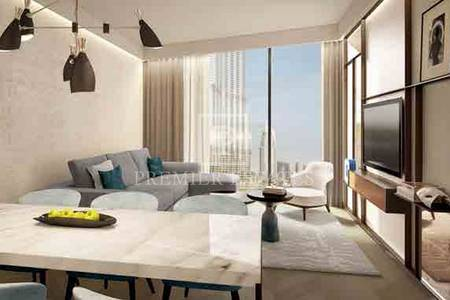 1 Bedroom Flat for Sale in Downtown Dubai, Dubai - Spacious 1 Bedroom Apartment - Opera Tower