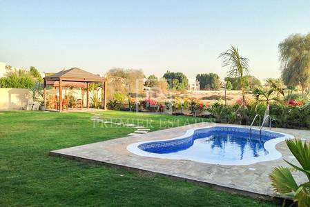 7 Bedroom Villa for Sale in Arabian Ranches, Dubai - Great Deal-Ready to move in-7BR plus Study