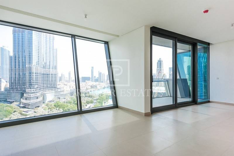 1 Mid Floor-Full Burj view and Fountain View