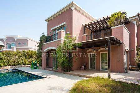 5 Bedroom Villa for Sale in Arabian Ranches, Dubai - Stunning Family Home with Private Pool