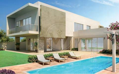 6 Bedroom Villa for Sale in Yas Island, Abu Dhabi - Awesome Premium Villa|Direct Golf Course