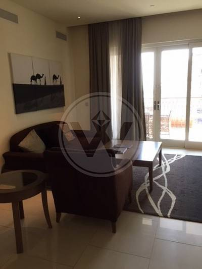 1 Bedroom Flat for Rent in Eastern Road, Abu Dhabi - Furnished -- Beautiful home with a view!