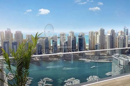 3 Bedroom Flat for Sale in Dubai Marina, Dubai - Full Marina I Dubai Eye view I Best price