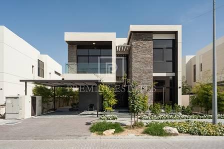 5 Bedroom Villa for Sale in DAMAC Hills (Akoya by DAMAC), Dubai - Luxury 5BR designed by Fendi-Ready to move