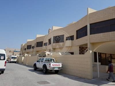 سكن عمال  للايجار في مدينة خليفة A، أبوظبي - Shared Company Accomodation Villa in KCA