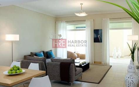 3 Bedroom Flat for Rent in Palm Jumeirah, Dubai - 1 Month Free! 3 BR + Maids