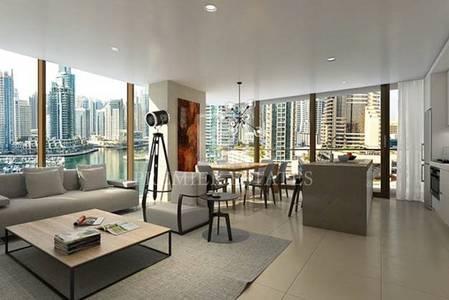 4 Bedroom Apartment for Sale in Dubai Marina, Dubai - Brand New Duplex Penthouse-Stunning Marina views