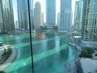 Office for Sale in Jumeirah Lake Towers (JLT), Dubai - Premium Fully Furnished Office Lake View
