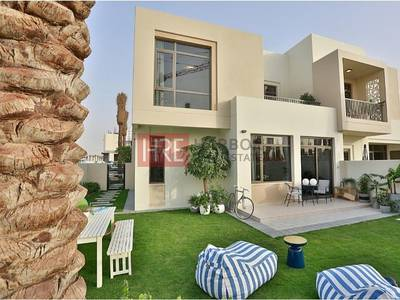3 Bedroom Townhouse for Sale in Town Square, Dubai - Urgent Sale|Ready|Super Close to Pool and Park