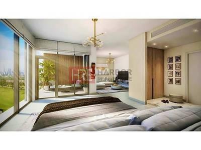 فیلا  للبيع في دبي هيلز استيت، دبي - Resale | Single Row |Full Golf Course View| Motivated Seller