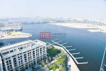1 Bedroom Flat for Sale in Culture Village, Dubai - 1BR Apartment  with Beautiful Creek View