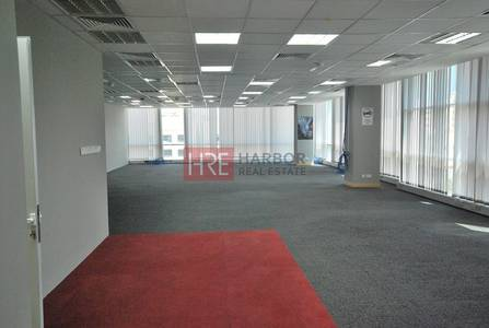 Office for Rent in Sheikh Zayed Road, Dubai - Fully Fitted with Partitions - Spacious Office