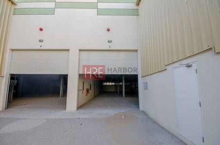 Warehouse for Rent in Dubai Investment Park (DIP), Dubai - Load 83 KW Warehouse for Rent + Mezzanine