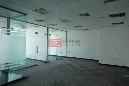 Office for Rent in Sheikh Zayed Road, Dubai - Fully Fitted with Partitions - Ready to use office