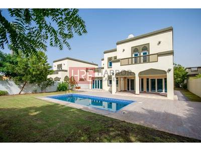 5 Bedroom Villa for Rent in Jumeirah Park, Dubai - Negotiable! Excellent 5BR Regional Villa for Rent