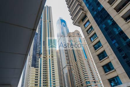 2 Bedroom Flat for Rent in Dubai Marina, Dubai - Bright and Spacious 2 BR/Marina Arcade for rent
