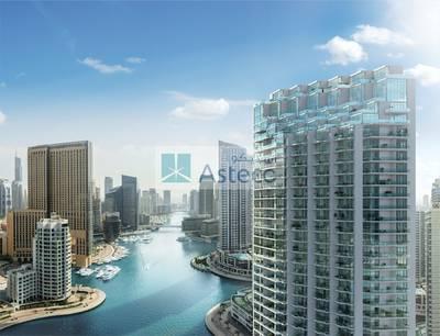 1 Bedroom Flat for Sale in Dubai Marina, Dubai - Off-Plan Sea view 1BR Apt/ LIV Residences