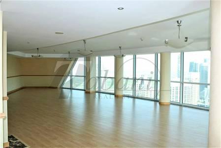 5 Bedroom Penthouse for Sale in Dubai Marina, Dubai - Panoramic sea & Marina