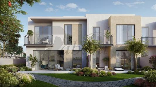 3 Bedroom Townhouse for Sale in Arabian Ranches 2, Dubai - 50% over 3yrs after handover 2% DLD Only