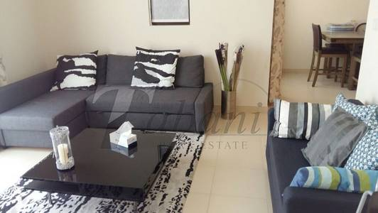 4 Bedroom Townhouse for Rent in Reem, Dubai - Fully Furnished Single Row Semi Detached