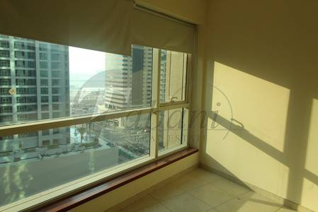 2 Bedroom Apartment for Rent in Dubai Marina, Dubai - 2BR w/ ensuite bathrooms and powder room