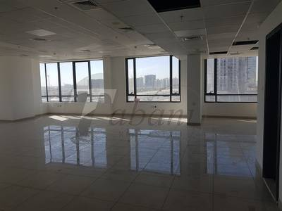 Office for Rent in Jumeirah Village Circle (JVC), Dubai - Fitted office for rent in Prime Bus Cntr