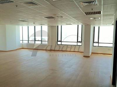 Office for Rent in Jumeirah Village Circle (JVC), Dubai - Office for rent with 2 parking in PBC at  JVC