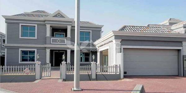 فیلا  للايجار في دبي لاند، دبي - Falcon City of Wonders  New World Detached  5BR+M Villa