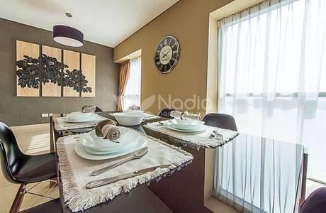 شقة 3 غرفة نوم للبيع في دبي مارينا، دبي -  Full Marina View in Marina Tower