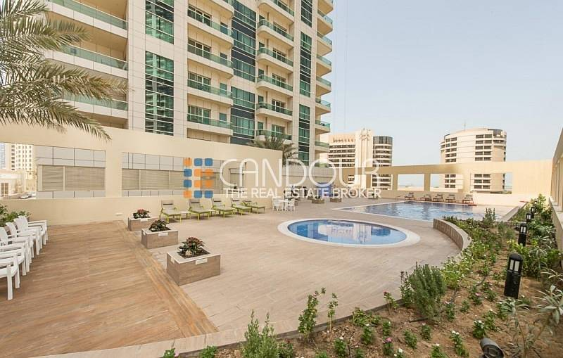 11 Furnished 2 Bed | High Floor | Sea Views