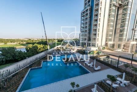 3 BR plus Maid with Golf Course View from Every Room